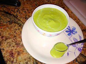 This is a creamy jalapeño salsa.   El Regio and El Pollo Rico in Austin, Texas are two Monterrey (that's Nuevo León, México Monterrey) ...