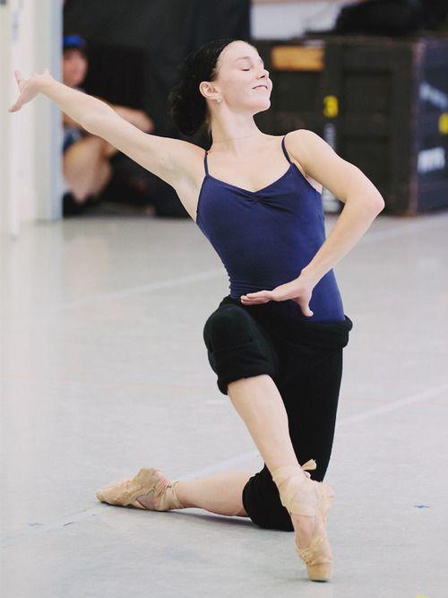 Natalia Osipova in a Don Quixote rehearsal. Photo Lynette Wills - Ballet, балет, Ballett, Bailarina, Ballerina, Балерина, Ballarina, Dancer, Dance, Danse, Danza, Танцуйте, Dancing, Classical Ballet, Russian Ballet