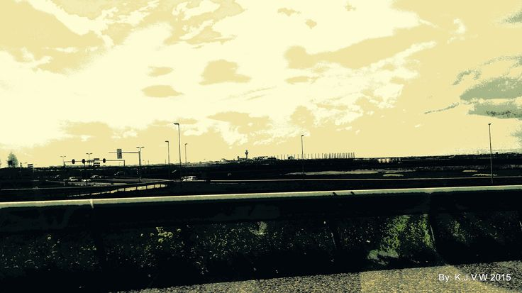 Near Schiphol | Another Poster Effect -Photo.