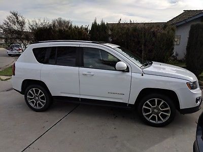 eBay: 2014 Jeep Compass 2014 Jeep Compass Limited 4WD For Sale! #jeep #jeeplife