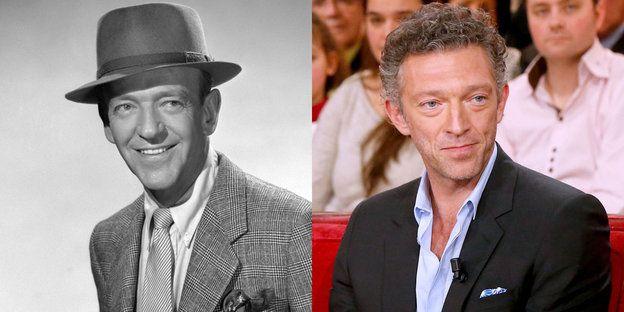 フレッド・アステア(Fred Astaire、1950)/ヴァンサン・カッセル(Vincent Cassel)
