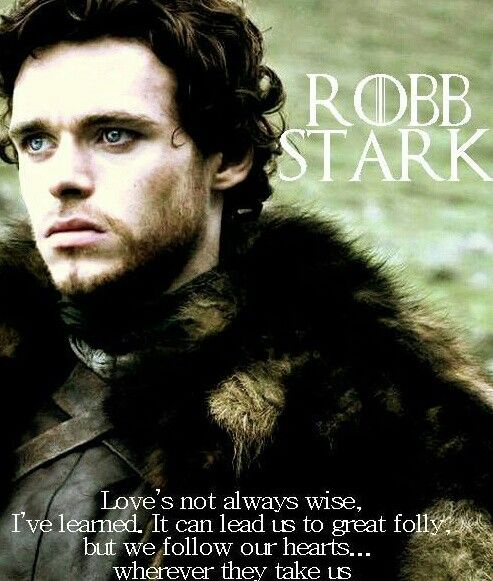 Game of Thrones ~ Robb Stark