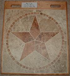 Texas Star Floor Tile Tyresc - Ceramic tile star designs