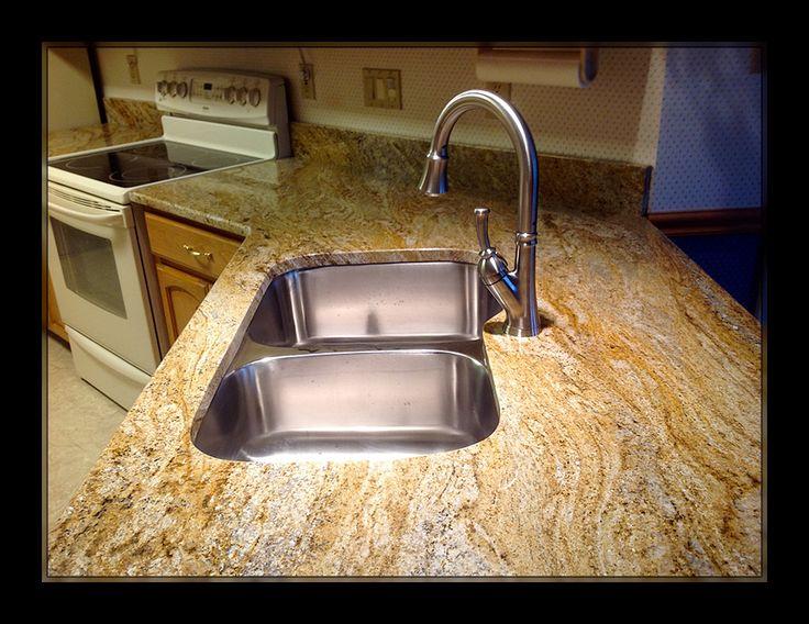 Tiberius Granite Counter Tops. This granite is known for ...