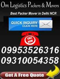 list of packers and movers