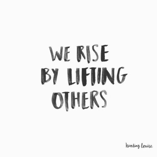 we rise by lifting others #ELLEMERswimwear. Learn more about our sport inspired bikinis that stay on while your surf at ellemerswim.com. Sport. Swimwear. Hawaii.