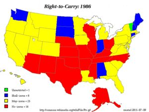 Constitutional carry: 7 states allow carry without government permission