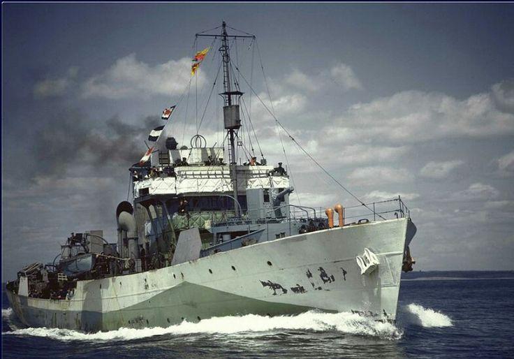 HMCS Regina K234