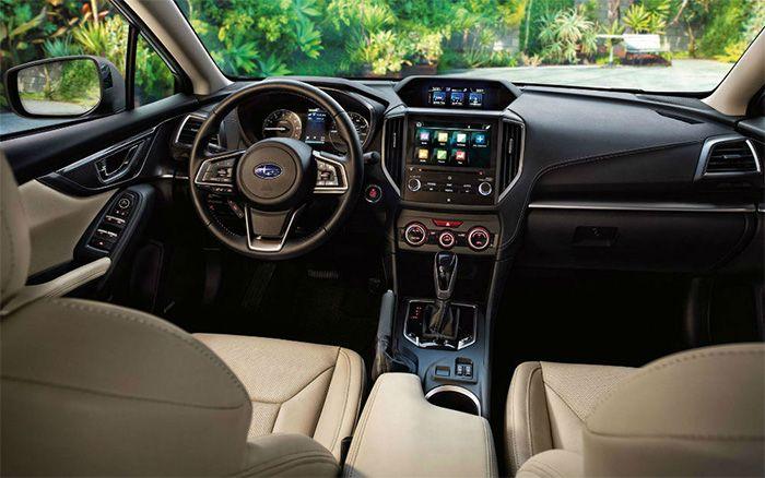 2018 Subaru Outback Interior Design