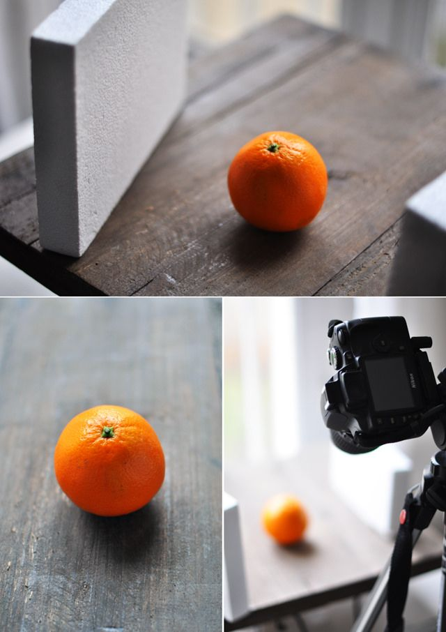 Props & Food Photography: Also good for small product photography. #photography #tutorial