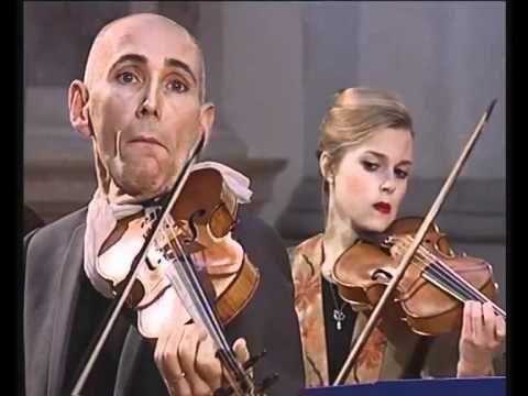 European Union Baroque Orchestra Director & violin Enrico Onofri Concertmaster Johannes Pramsohler Vivaldi: Concerto Grosso in d minor RV565 Op 3 No 11 Chies...