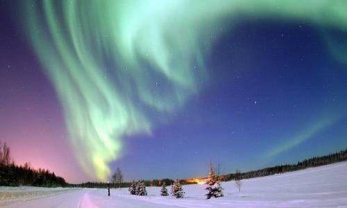 Aurora boreale: i luoghi e i periodi migliori per vederla