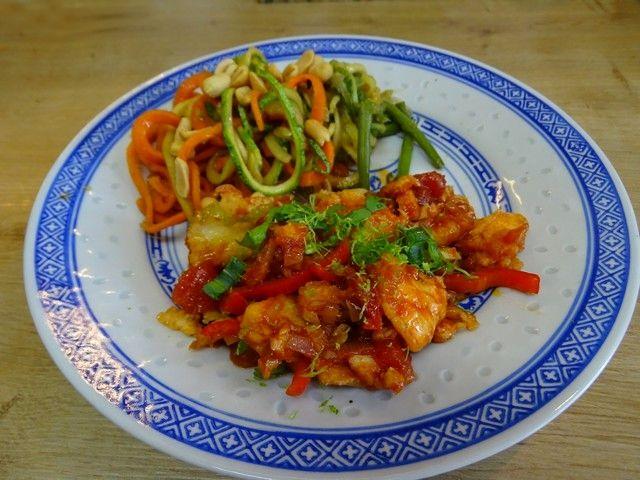 Après la Grèce, on fait un grand bond vers Indonésie avec cette super recette !   Un plat aux saveurs asiatiques, Bali plus précisément, l...