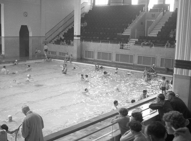 Derby Baths, Blackpool. UK