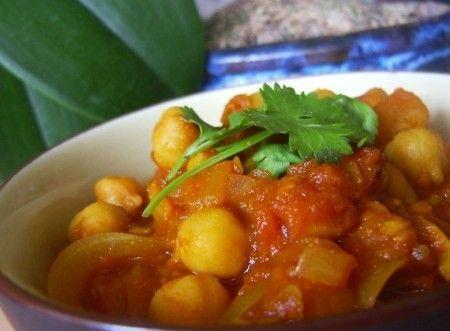 Cucina vegetariana: curry di ceci | Ricette di ButtaLaPasta