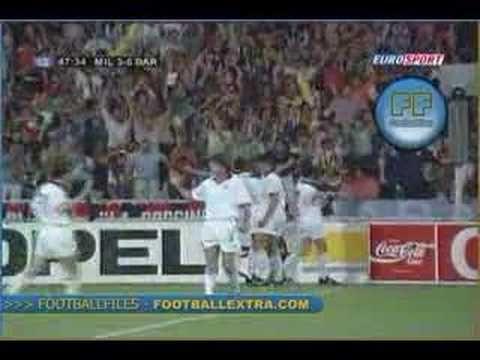 Dejan Savicevic (AC Milan) - AC Milan vs Barcelona