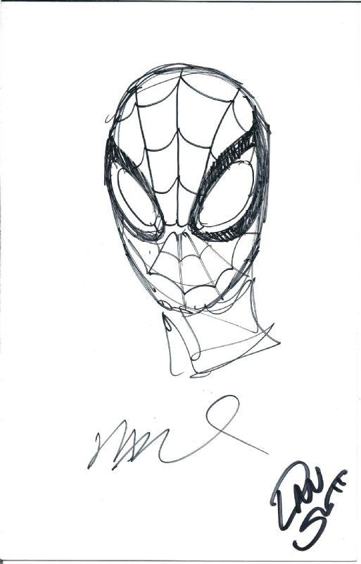 1st Superior Spider-Man by Humberto Ramos