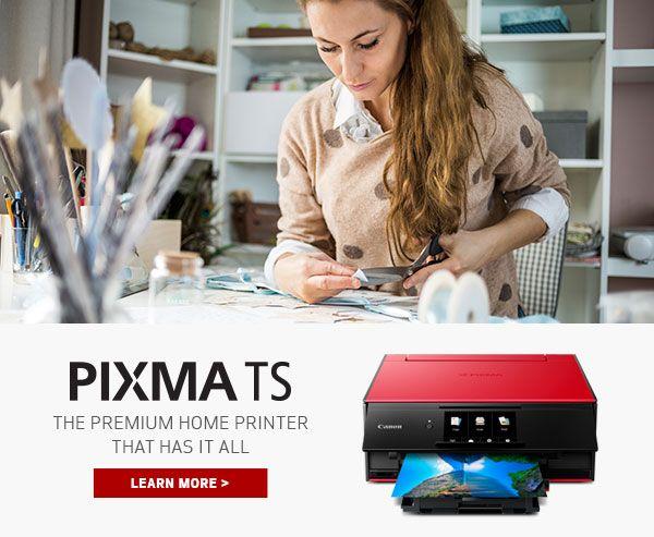 Canon PIXMA All-In-One Inkjet Printers | Canon Online Store