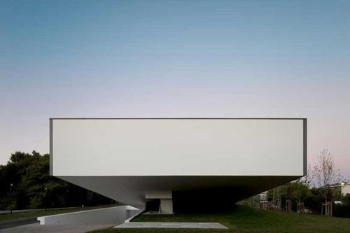 Frederico Valsassina Arquitectos Alcatel Head Office, Cascais, Portugal