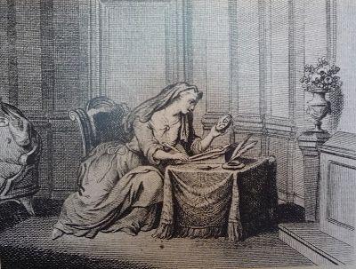"""Arte, livros e velharias: As cartas de Mariana Alcoforado ou """"Lettres Portugaises"""""""
