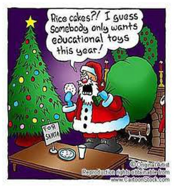 Educational toys - Humor me - Christmas