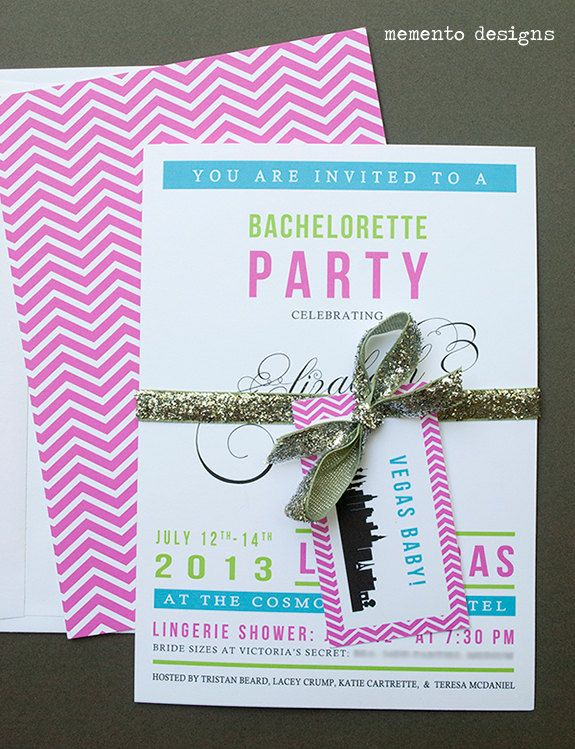 50 best images about Bachelorette Party Invitations – Vegas Bachelorette Party Invitations