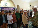 Ramadhan ADI kirim kafilah dakwah ke daerah perbatasan  BANDA ACEH (Arrahmah.com)  Akademi Dakwah Indonesia (ADI) yang merupakan lembaga pendidikan binaan Dewan Dakwah Aceh mengirimkan 20 mahasiswanya yang tergabung dalam Kafilah Dakwah Ramadhan ke daerah-daerah perbatasan dan pedalaman Aceh. Daerah tersebut mencakup Subulussalam Singkil Gayo Lues Simeulue Aceh Tenggara dan Aceh Tamiang.  Selama Ramadhan mareka akan mengisinya dengan berbagai kegiatan. Diantaranya menjadi Imam shalat taraweh…