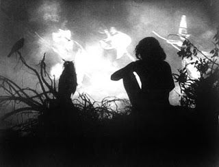 The Obsidian Mirror: Häxan