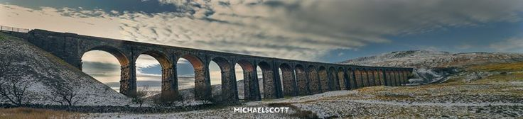 North Yorkshire: Ribblehead viaduct