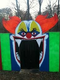 1076 Best Images About Clown Carnevil Haunt Ideas On Pinterest