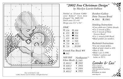 2002 Christmas Ornament