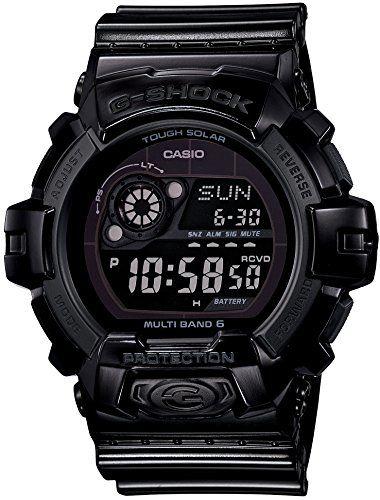 CASIO G-SHOCK Grossy Black Series Solar GW-8900BB-1JF Men's   CASIO G-SHOCK Grossy Black Series Solar GW-8900BB-1JF Men's