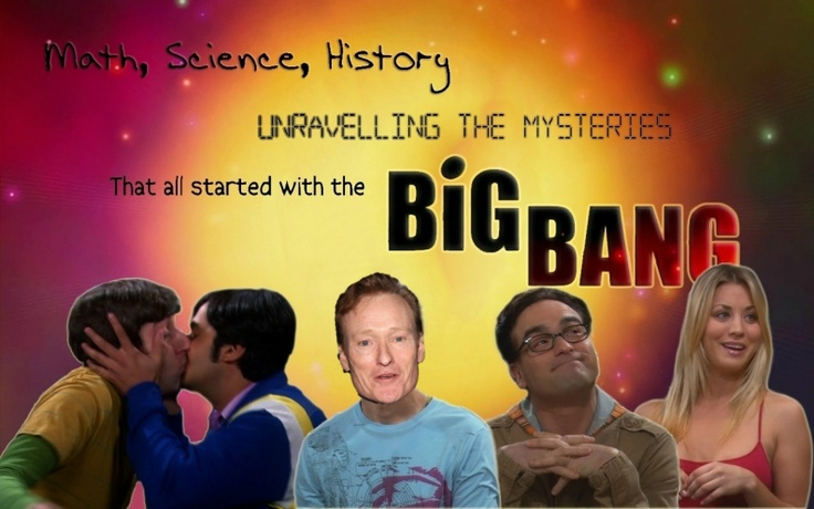 Conan O'Brien had Leonard from The Big Bang Theory on his show last night! Check out how we used our tech to make Conan a part of the show.: Favorite Tv, Big Bangtheori, Big Bang Theory, Bangs Aye, Theory Wallpapers, Big Bangs Theory, Theory Cast, Mr. Big, Funnies Stuff