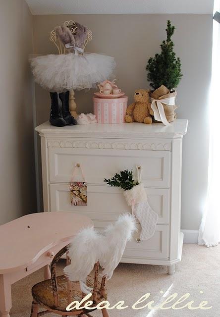 baby pink christmas