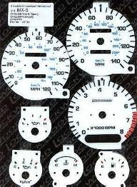 mx5 dials - Google Search
