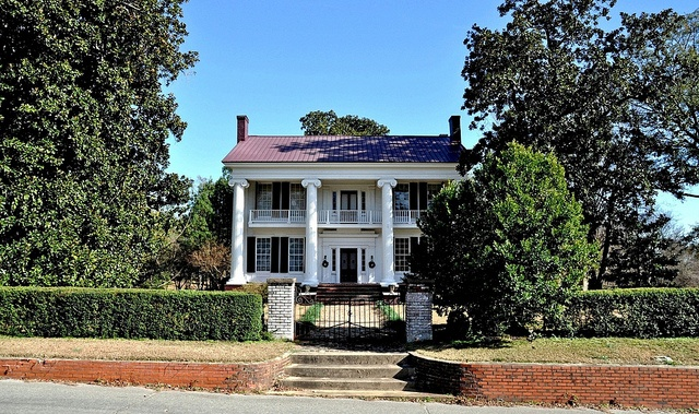 Eutaw, AL - Coleman-Banks House (1847)
