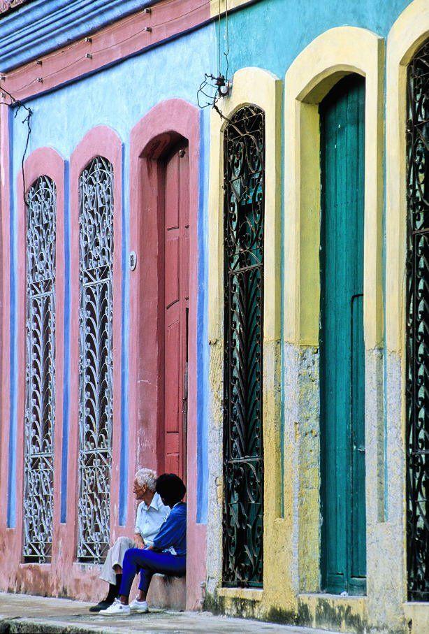 La puerta de Havana Cuba