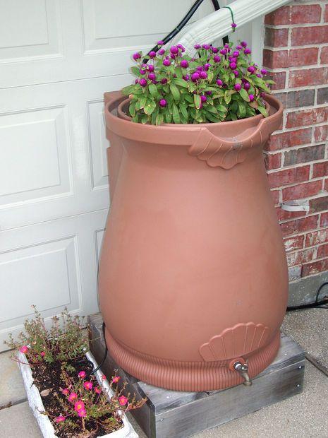 Best 25 Rain Water Barrel Ideas On Pinterest Water