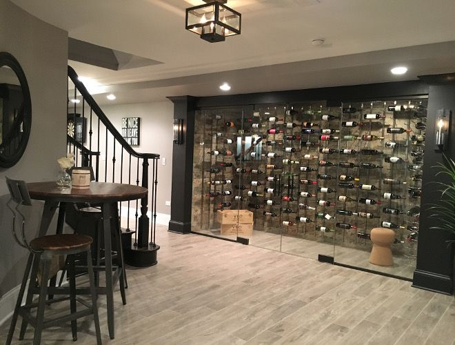 New Wine Cellar Basement Ideas