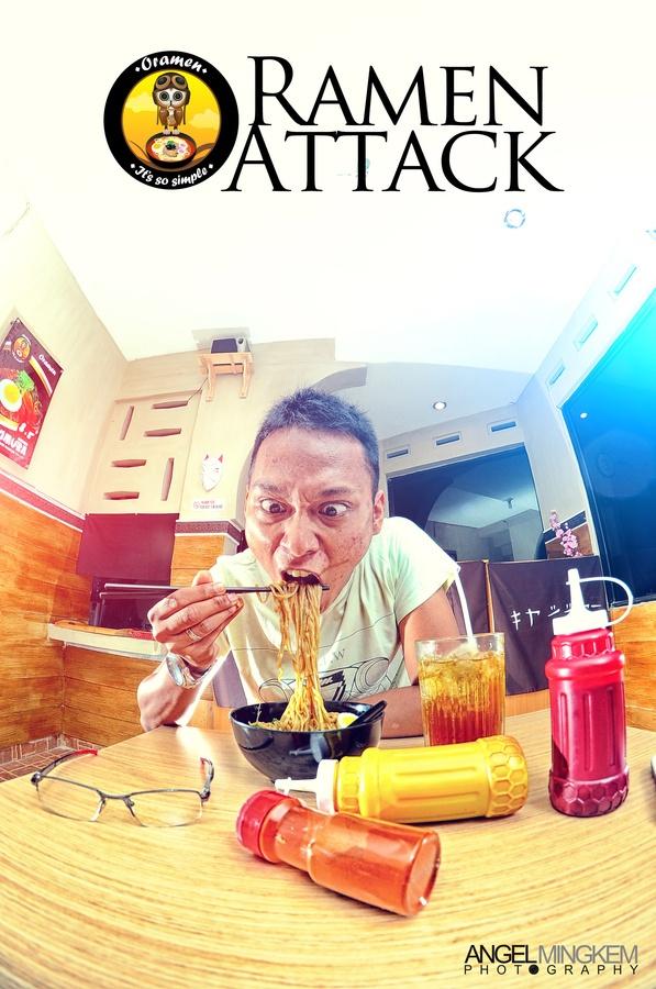 Ramen Attack!!