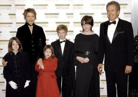 Annette Bening (& Warren Beatty): Kathlyn Elizabeth ...
