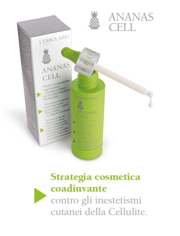 Obiettivo bellezza! Ananas Cell 15 attivi + 5 cosmetici = piano d'assalto agli inestetismi cutanei della cellulite! Scopri la promozione con il 20% di sconto presso il tuo rivenditore di fiducia! http://www.erbolario.com/promozione/ananascell_superattive #cellulite #ananas #gambeleggere