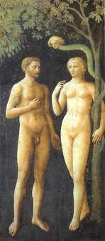 Google Image Result for http://witcombe.sbc.edu/eve-women/images/adamevemasolino.jpg: Eve Projects, Art Paintings, Mary, Florence Italy, Brancacci Chapel, Masolino Da, Del Carmin, Santa Maria, The Temptation