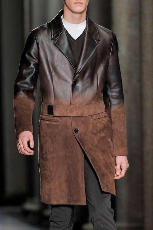monsieurcouture:  Neil Barrett F/W 2014 Menswear
