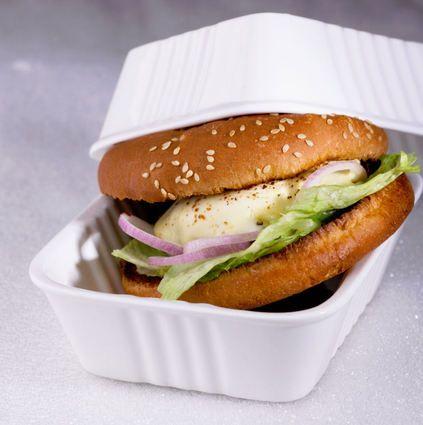 Hamburger+au+bœuf+et+Pélardon