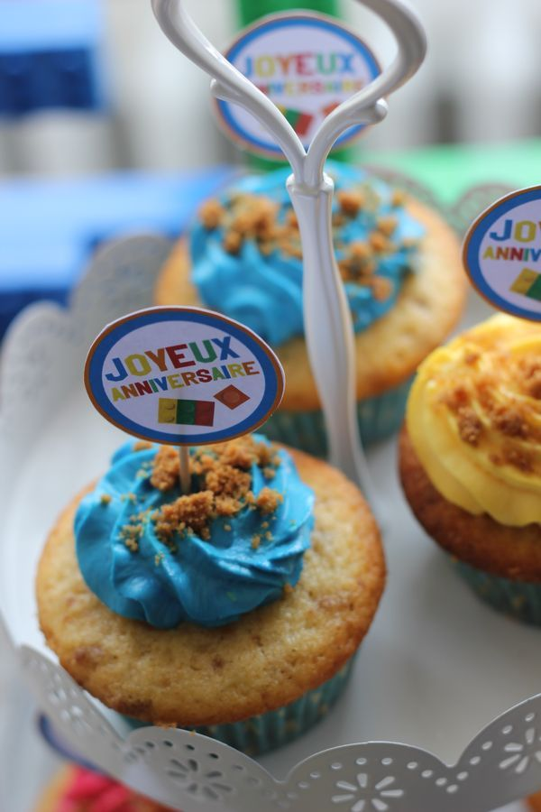 Anniversaire organisé par la maman d'Axel avec notre kit printable : http://www.mybbshowershop.com/garcon-lego-party-c656.html