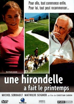 Life in the countryside: Une Hirondelle a fait le printemps (The Girl from Paris) by Christian Carion, 2001 (NR)