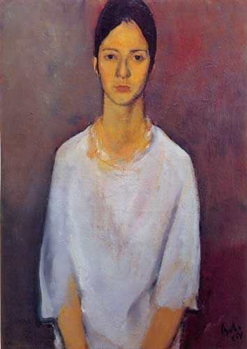 Portrait, Corneliu Baba