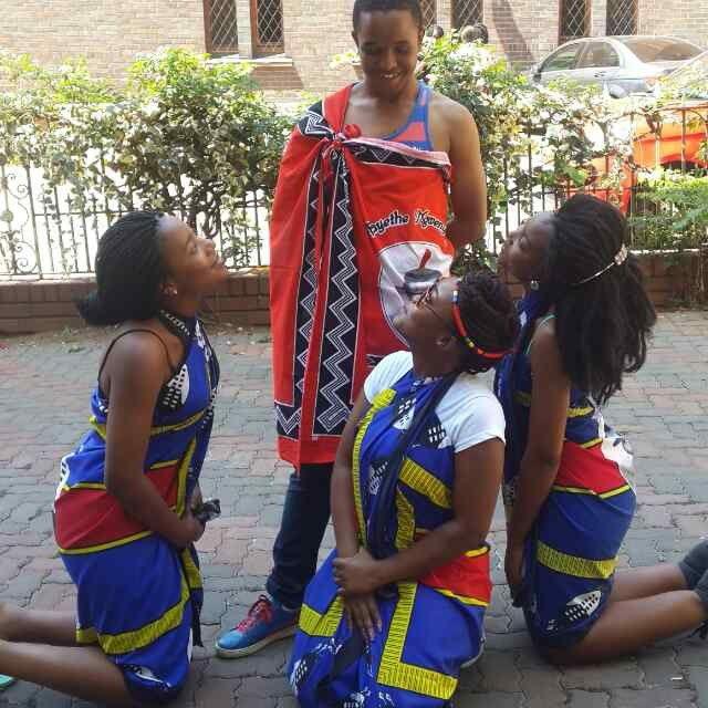 Swati wives
