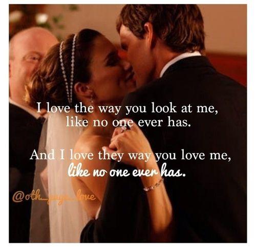 I love the way you love me Brulian!